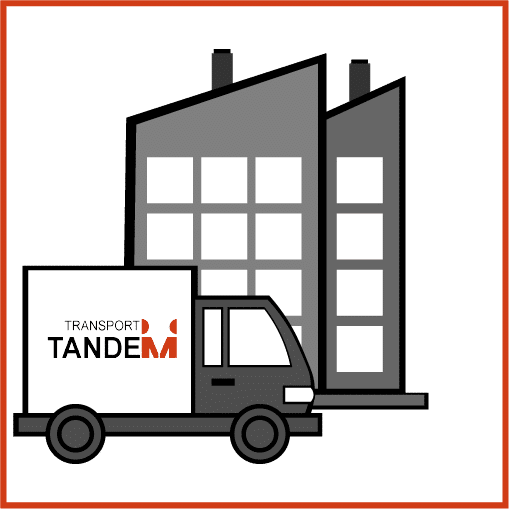 Tandem -Commercial Moving
