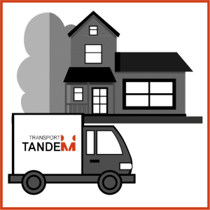 Tandem - Déménagement résidentiel